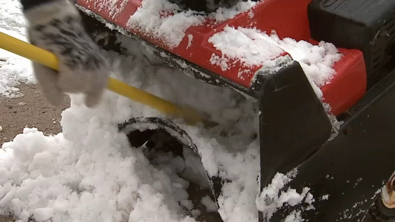 Preventing snowblower and shovel injuries. Registered Nurse Ali Gorman reports during Action News at 5 p.m. on February 20, 2019.