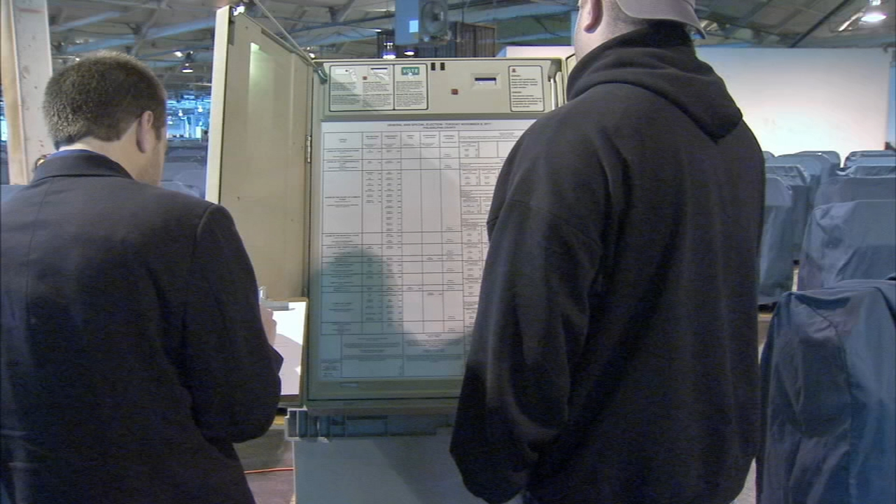 Pennsylvania must replace voting machines, lawmakers told. Rick Williams reports during Action News at 12 p.m. on February 21, 2019.